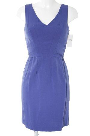 H&M Etuikleid blauviolett Elegant