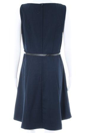 H&M Etuikleid dunkelblau Business-Look