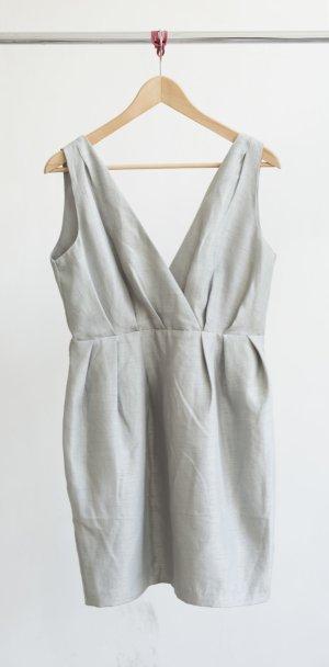 H&M  Etuikleid - grau
