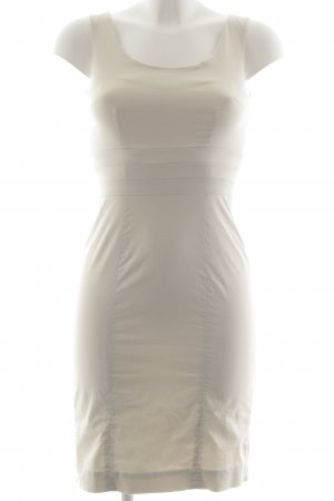 H&M Etuikleid hellbeige Business-Look
