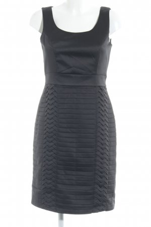 H&M Etuikleid schwarz