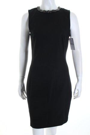 H&M Etuikleid schwarz Eleganz-Look