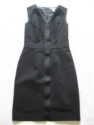 H&M etuikleid sehr elegant schwarz gr. s 36 neuwertig