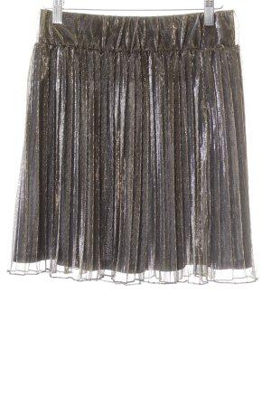 H&M Plaid Skirt multicolored elegant