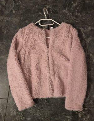 H&M faux fur Jacke