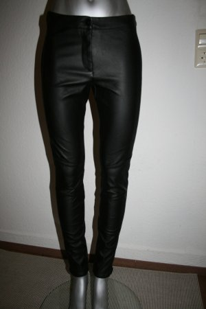 H&M Faux Leather Skinny Gr. 36