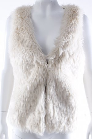 H&M Fellweste Fake Fur