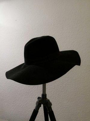 H&M Filzhut schwarz
