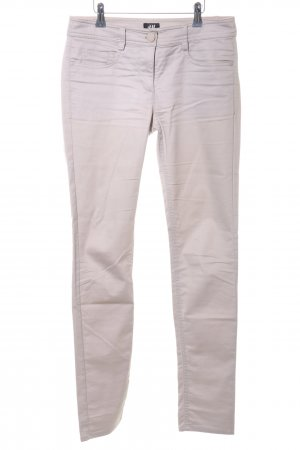 H&M Five-Pocket-Hose wollweiß Casual-Look