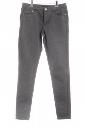 H&M Five-Pocket Trousers light grey casual look