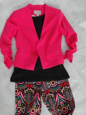 H&M Pantalone cinque tasche multicolore
