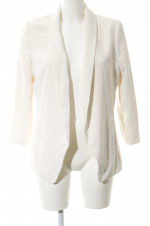 H&M Tailcoat natural white business style