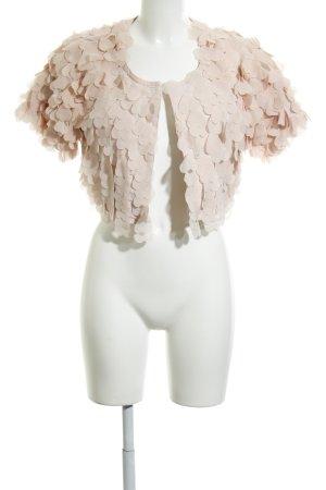 H&M Fransenweste rosé Elegant
