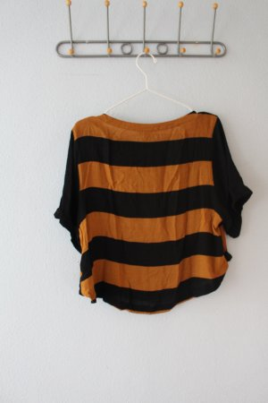 H&M Long Shirt black