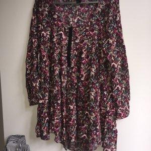 H&M geblümtes Hängerkleid Größe 34