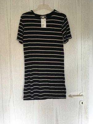 H&M gestreiftes Kleid, XS neu