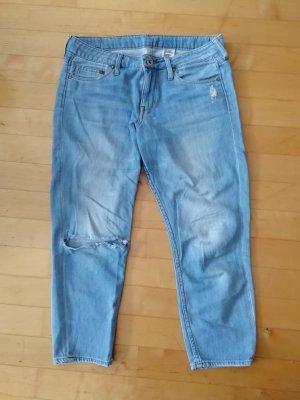 H&M Jeans a 3/4 azzurro
