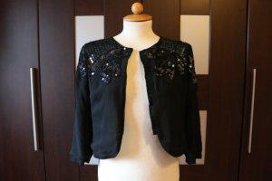 H&M Glamour Silvester Elegant Abend Bolero Jacke