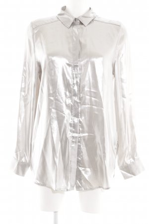 H&M Splendor Blouse white business style