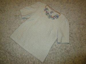 H&M Glitzer Shirt M