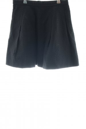 H&M Flared Skirt black casual look