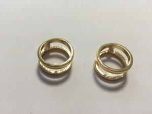 H&M goldfarbene Ringe