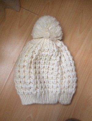 H&M Grobstrick Mütze Wolle