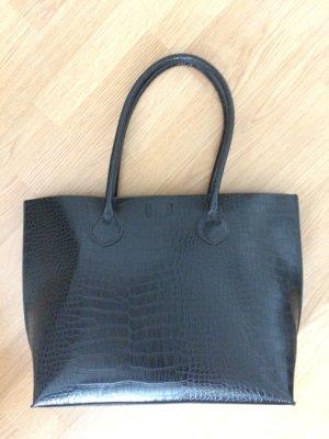H&M Draagtas zwart