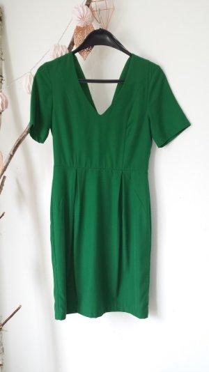 H&M grünes kleid gr.36