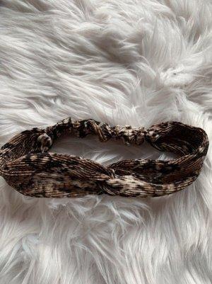 H&M Haarband mit Animalprint