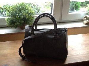 H&M Sac gris brun