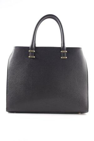 H&M Borsetta nero stile professionale