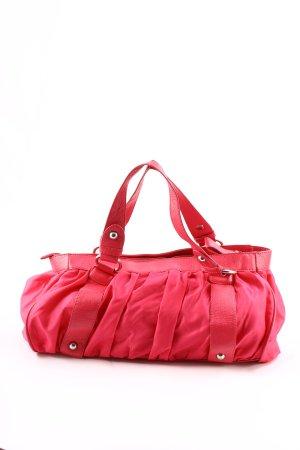 H&M Handtasche pink Street-Fashion-Look