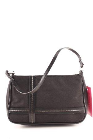 H&M Handtasche schwarz Elegant