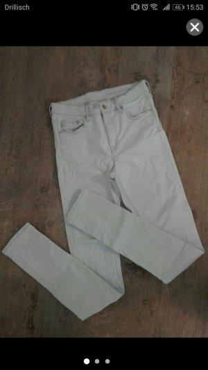 H&M - hellgrau Jeans