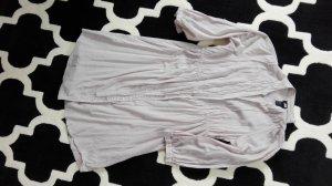 H&M Shirt met lange mouwen room
