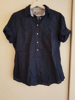 H&M Hemd-Bluse blau