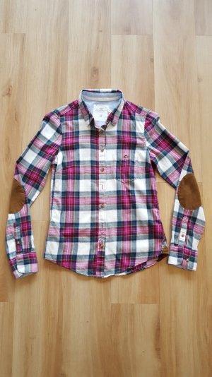 H&M Hemd Flanell Bluse XS 34 *** NEU ***