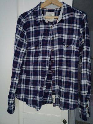 H&M L.O.G.G. Camisa de leñador multicolor