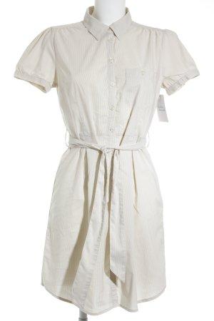 H&M Hemdblusenkleid creme Casual-Look