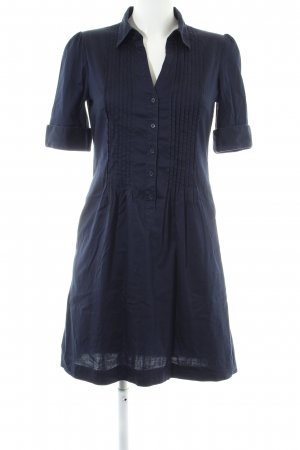 H&M Shirtwaist dress blue casual look