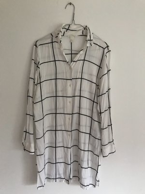 H&M Hemdkleid Blusenkleid karriert