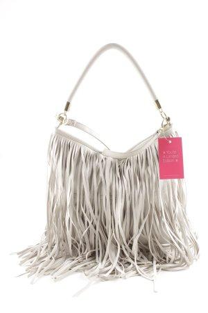 H&M Carry Bag natural white elegant