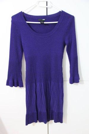 H&M Herbst Kleid Gr. XS lila