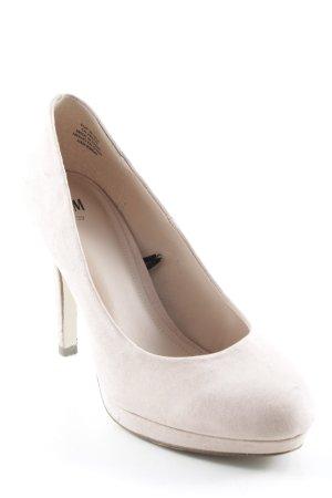 H&M High Heels altrosa Business-Look