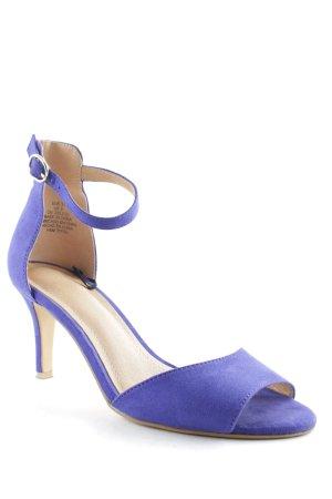 H&M High Heels blau Elegant