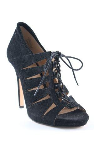 H&M High Heels schwarz Elegant