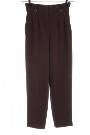 H&M High-Waist Hose schwarz Business-Look