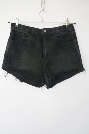 H&M High Waist Jeans Shorts
