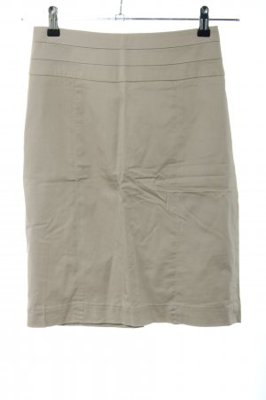 H&M High Waist Skirt natural white casual look